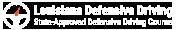 Louisiana Defensive Driving Logo